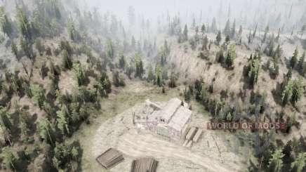 Rocky Mountain Valley для MudRunner