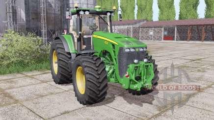 John Deere 8530 Pоwer Edition для Farming Simulator 2017