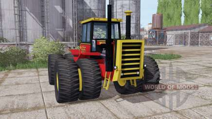 Versatile 555 1979 twin wheels для Farming Simulator 2017