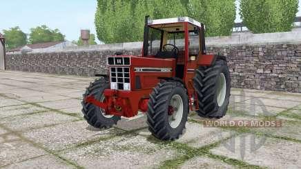 International 1255 XL 1985 для Farming Simulator 2017