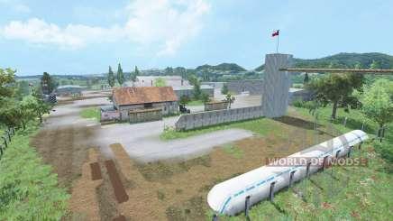 Dobrejice для Farming Simulator 2015