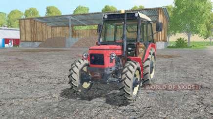 Zetor 7045 4x4 для Farming Simulator 2015