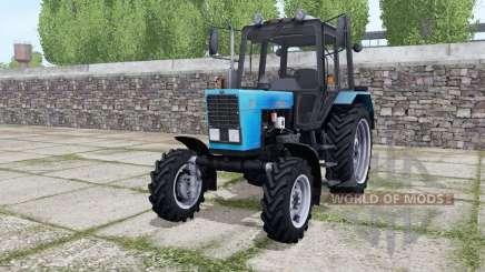 МТЗ 82.1 Беларус с ПКУ-0.8 для Farming Simulator 2017