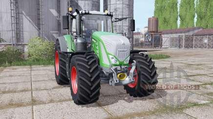 Fendt 936 Vario Grey Grill для Farming Simulator 2017