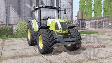 CLAAS Arion 610 wheels configuration для Farming Simulator 2017