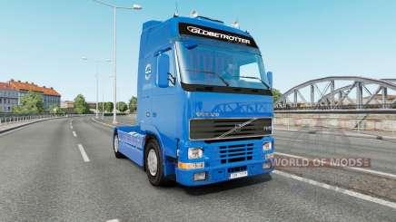 Volvo FH12 460 Globetrotter XL cab 1995 для Euro Truck Simulator 2