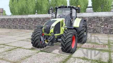 CLAAS Axion 950 design option для Farming Simulator 2017