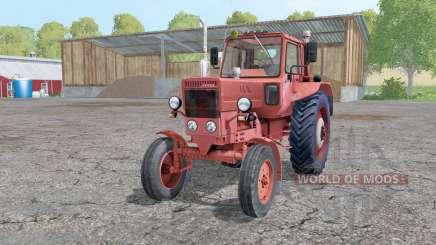 МТЗ 80 Беларус с анимацией частей для Farming Simulator 2015