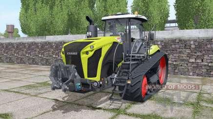 CLAAS Xerion 4000 crawler для Farming Simulator 2017