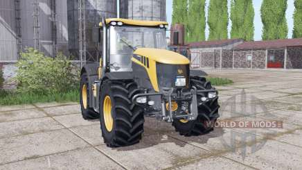 JCB Fastrac 3200 Xtra more configurations для Farming Simulator 2017