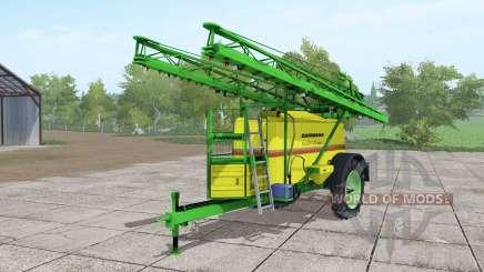 Dammann Profi-Class 5036 v1.1 для Farming Simulator 2017