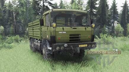 Tatra T815 VVN 20.235 6x6 1994 для Spin Tires