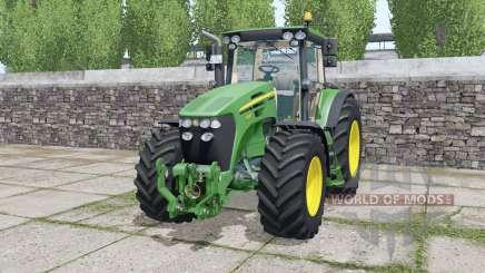 John Deere 7930 chip tuning для Farming Simulator 2017
