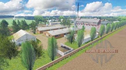 Brodek v2.1 для Farming Simulator 2015