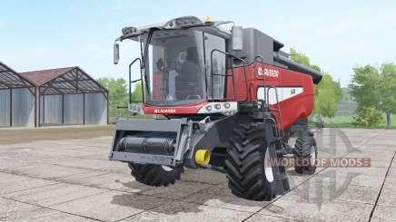 Laverda M410 retexture для Farming Simulator 2017