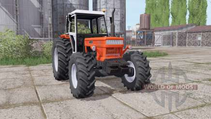Fiat 1300 DT Super configure для Farming Simulator 2017