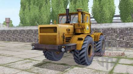 Кировец К-701 с опциями для Farming Simulator 2017