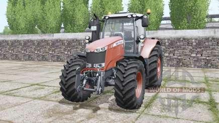 Massey Ferguson 7719 more configurations для Farming Simulator 2017