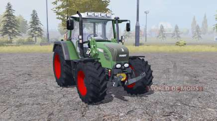 Fendt 312 Vario TMS change wheels для Farming Simulator 2013