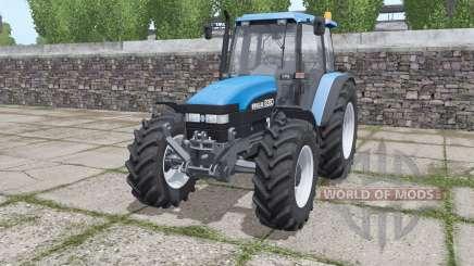 New Holland 8360 1998 для Farming Simulator 2017