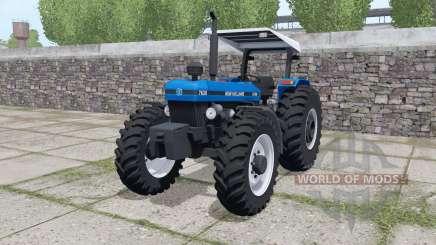 New Holland 7630 S100 для Farming Simulator 2017