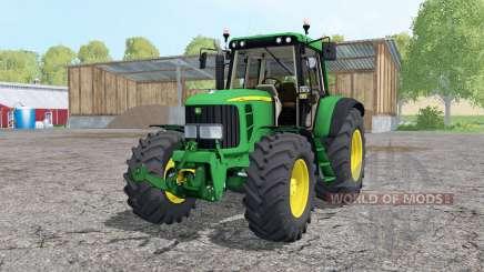 John Deere 6620 Premium 2001 для Farming Simulator 2015