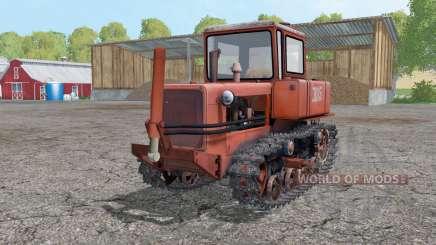 ДТ 75 с отвалом для Farming Simulator 2015
