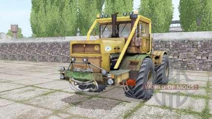 Кировец К-700А с выбором двигателя для Farming Simulator 2017