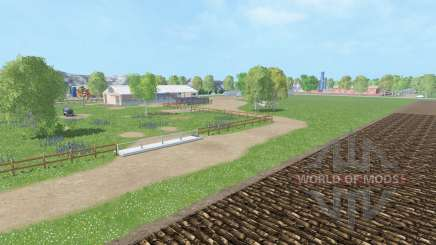 Bauernhof Lindenthal v4.0 для Farming Simulator 2015