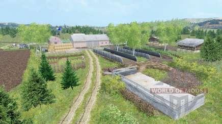 Босния для Farming Simulator 2015