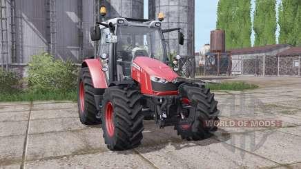Massey Ferguson 5610 dynamic hoses для Farming Simulator 2017