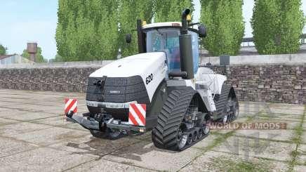 Case IH Steiger 620 Quadtrac logo options для Farming Simulator 2017