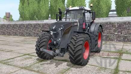 Fendt 1050 Vario Black Beauty для Farming Simulator 2017