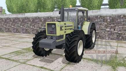 Hurlimann H-6136T 1989 для Farming Simulator 2017