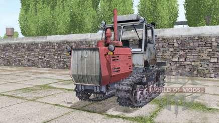 Т-150-09 красный для Farming Simulator 2017