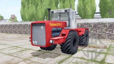 Кировец К-710 1980 для Farming Simulator 2017