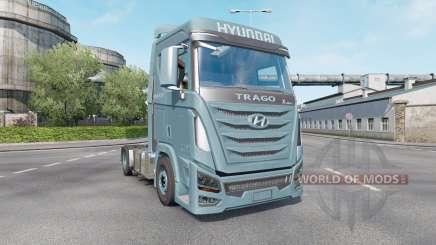 Hyundai Trago Xcient 2013 для Euro Truck Simulator 2