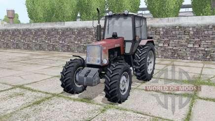 МТЗ 1221 Беларус 2004 для Farming Simulator 2017