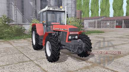 ZTS 16245 Turbo wheels weights для Farming Simulator 2017
