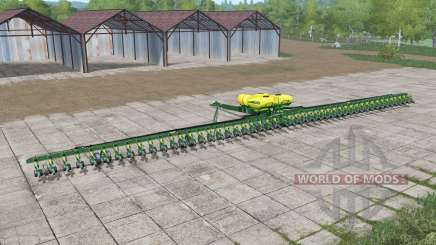 John Deere DB120 48Row для Farming Simulator 2017