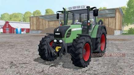 Fendt 312 Vario TMS change wheels для Farming Simulator 2015