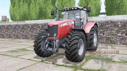 Massey Ferguson 7495 Dyna-VT для Farming Simulator 2017