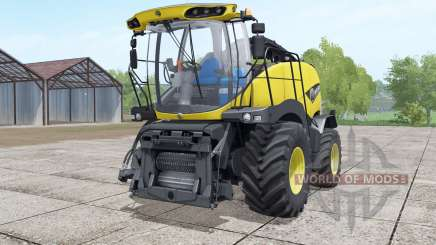 New Holland FR850 design selection для Farming Simulator 2017