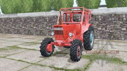 МТЗ 52 Беларусь красный для Farming Simulator 2017