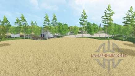 Mazowieckie Pola для Farming Simulator 2015