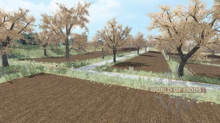 Typowa Polska Wies v3.0 для Farming Simulator 2015