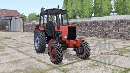 МТЗ 82 Беларус анимация дверей для Farming Simulator 2017