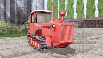 ДТ 175С Волгарь 1992 для Farming Simulator 2017