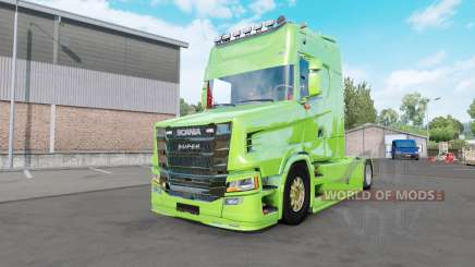 Scania T730 Next Gen v1.1 для Euro Truck Simulator 2