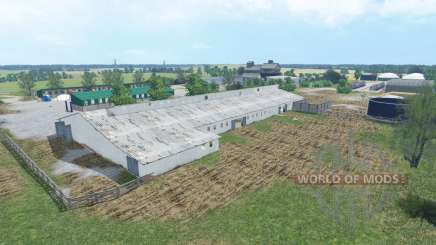 Struharov для Farming Simulator 2015